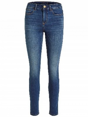 VICOMMIT FELECIA  DARK BLUE DENIM