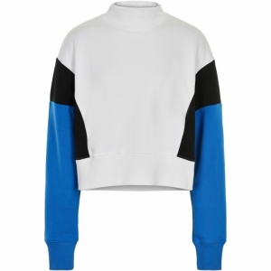 INGIBORG CROPPED L-S SWEATER logo