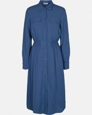 CADDY BEACH LS SHIRT DRESS logo