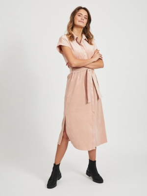 OBLBETZY SHIRT DRESS logo