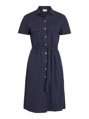 VISAFINA S-S SHIRT DRESS NOOS logo