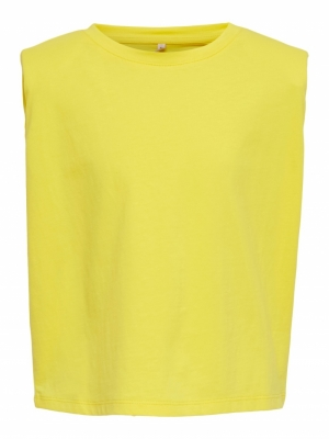 KONJEN LIFE L-S SHOULDER TOP J logo